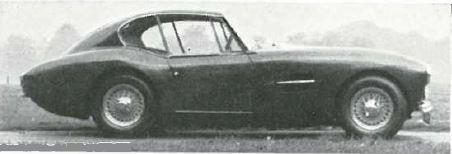 Allard Gran Turismo Coupe: